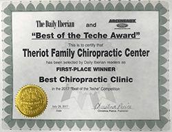 Chiropractic New Iberia Best of the Teche 2020 The Best Chiropractic Clinic